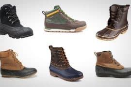 best duck boots for men
