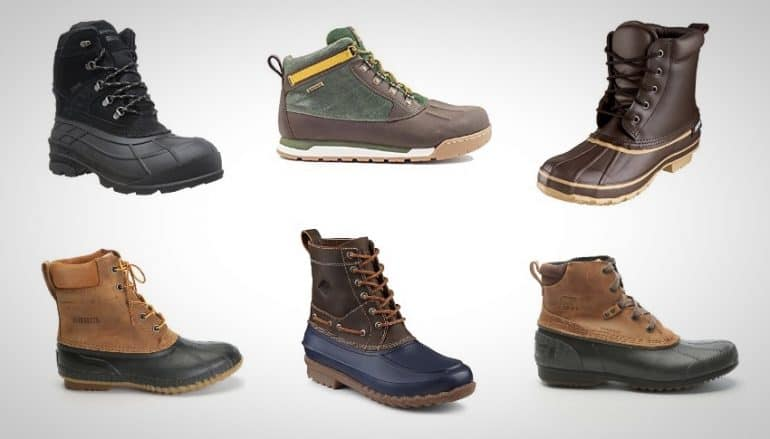 3d1f2bcc317369 10 Best Duck Boots For Men That Aren t Made By L.L. Bean