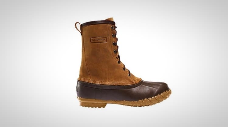 b6834c6f165 10 Best Duck Boots For Men That Aren't Made By L.L. Bean