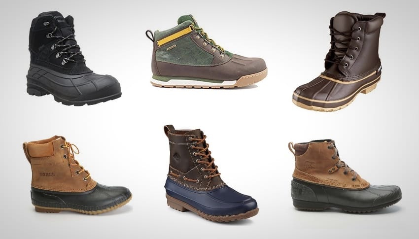 1b399215b83 10 Best Duck Boots For Men That Aren't Made By L.L. Bean