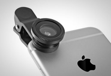 fish eye lens kit