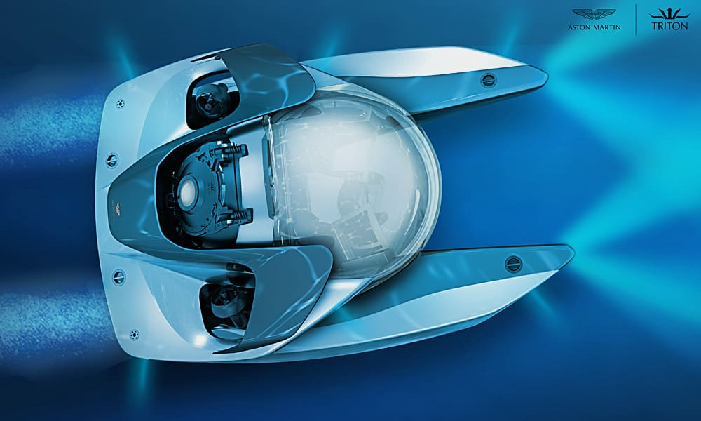 Aston Martin Submarine
