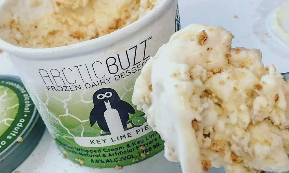 arcticbuzz ice cream