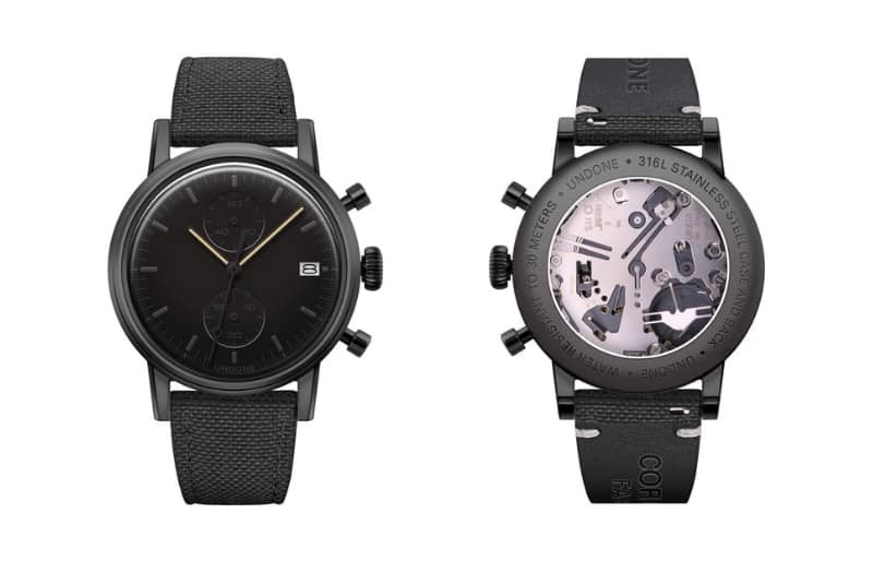 Undone Urban Modern Watch