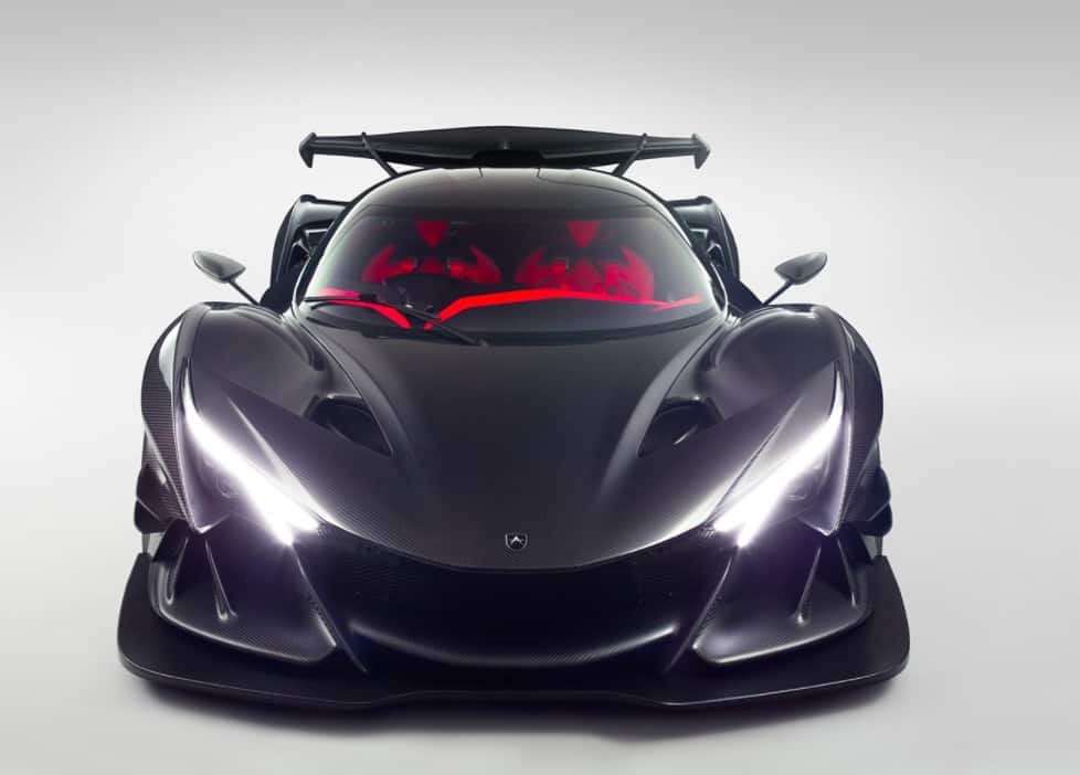 apollo intensa emozione supercar   real life batmobile