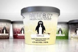 arctic buzz ice cream
