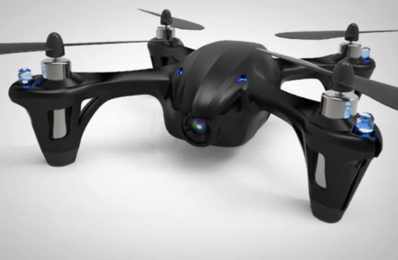 Code Black Drone HD Camera Bundle