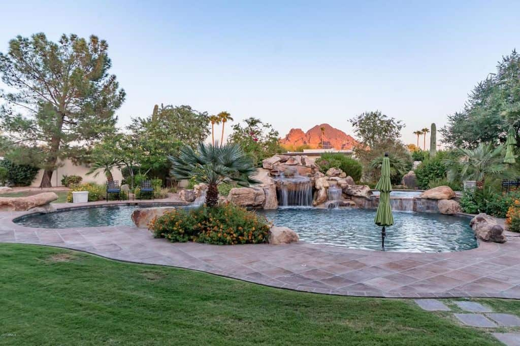 Jeff Hornacek Is Selling His Gorgeous House In Arizona For