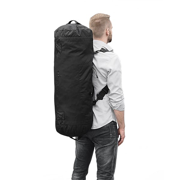 adjustable duffle bag