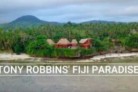 Tony Robbins Fiji House