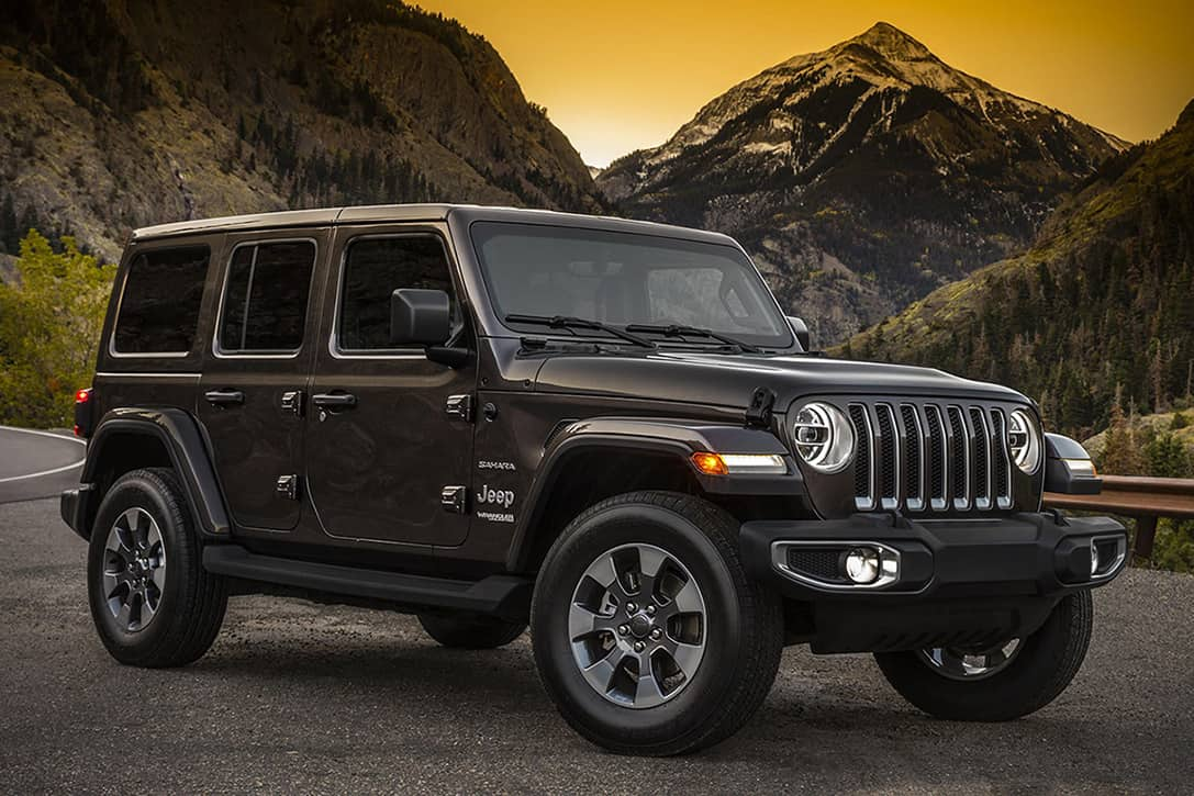 the 2018 jeep wrangler reminds us of its roots. Black Bedroom Furniture Sets. Home Design Ideas