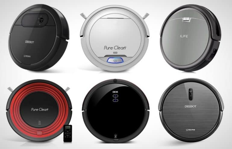 Best Robot Vacuums Under On The Market Right Now - What is the best robot floor cleaner