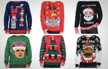 best ugly christmas sweaters 2017