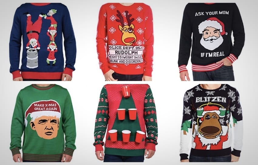 Best places to buy ugly christmas sweater