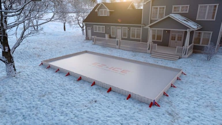 EZ Ice Skating Rink
