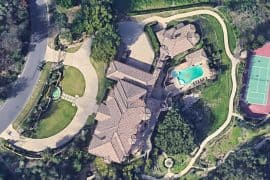 Lonzo Ball House
