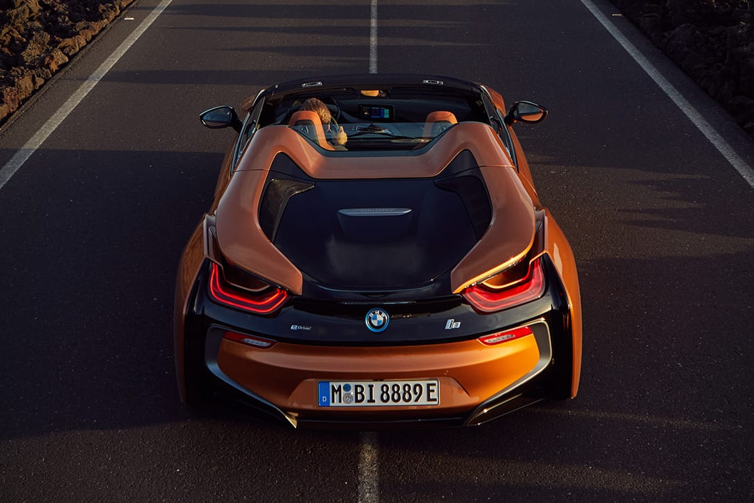 BMW I8 0 60 >> 2019 BMW i8 Roadster Has More Horsepower Than Ever Before