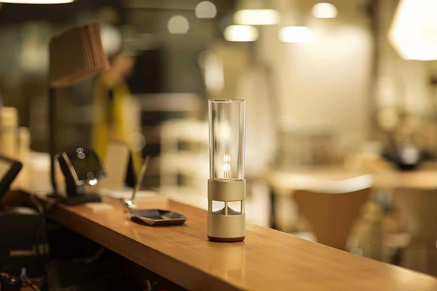 Sony Glass Speaker