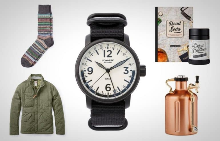Huckberry Gifts