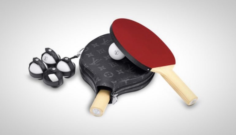 The Louis Vuitton Ping Pong Set Has An Outrageous Price Tag