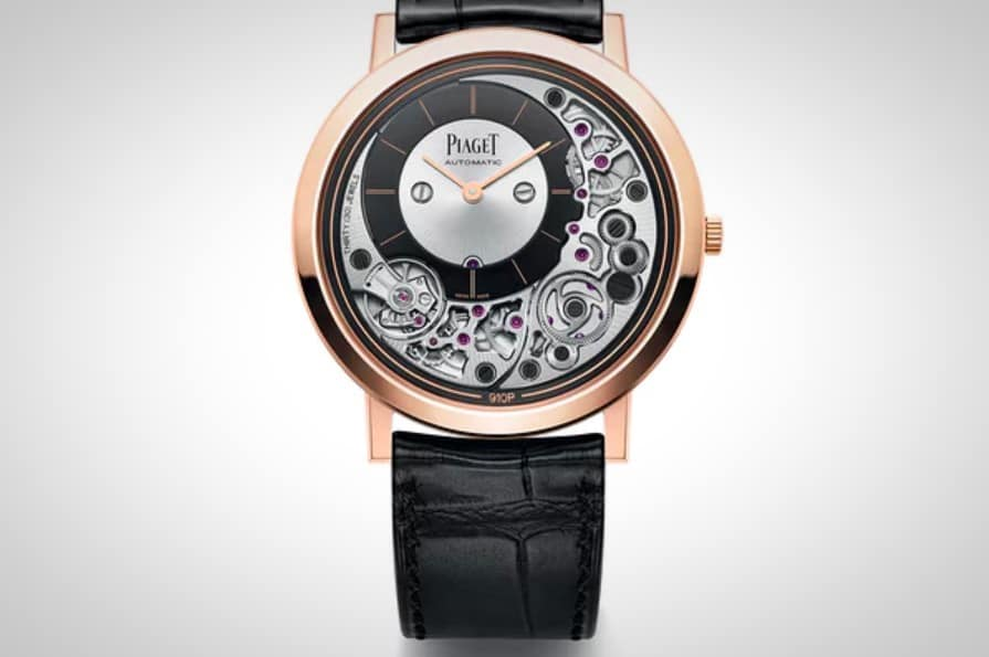 Piaget Altiplano Thinnest Automatic Watch