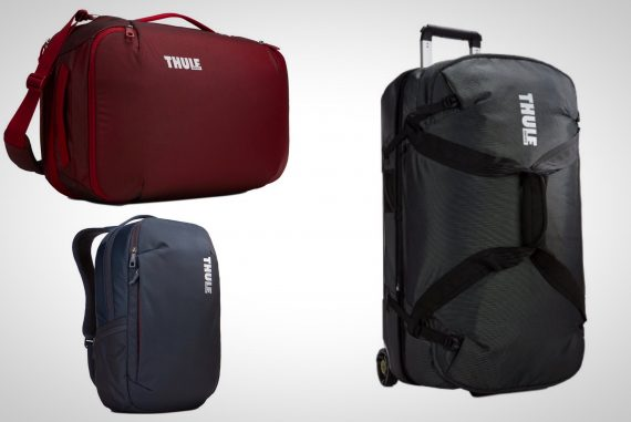 thule subterra luggage collection