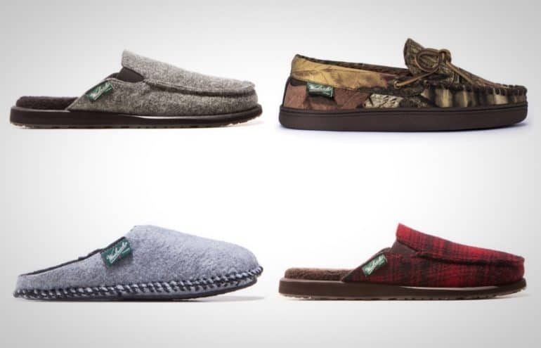 woolrich slippers for men