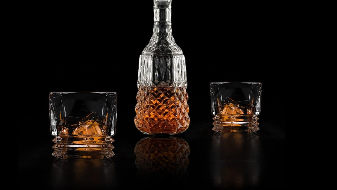 15 best whiskey glasses and decanter sets the daily want