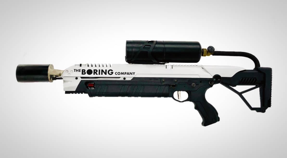 the boring company flamethrower