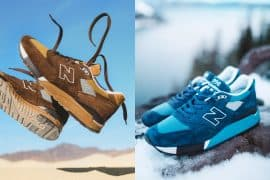 J.Crew New Balance National Park 998 Sneakers