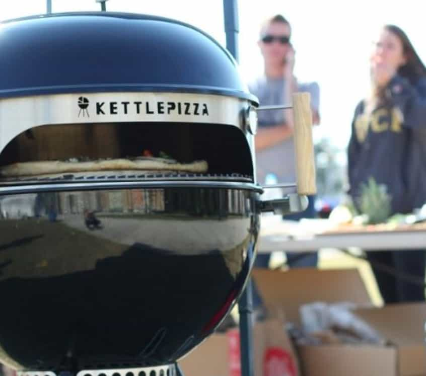 KettlePizza Outdoor Pizza Oven and Grill
