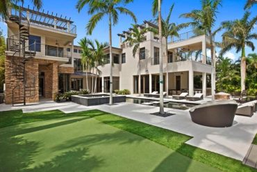 Rory McIlroy Florida Mansion For Sale