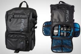 RVCA ZAK NOYLE CAMERA BACKPACK