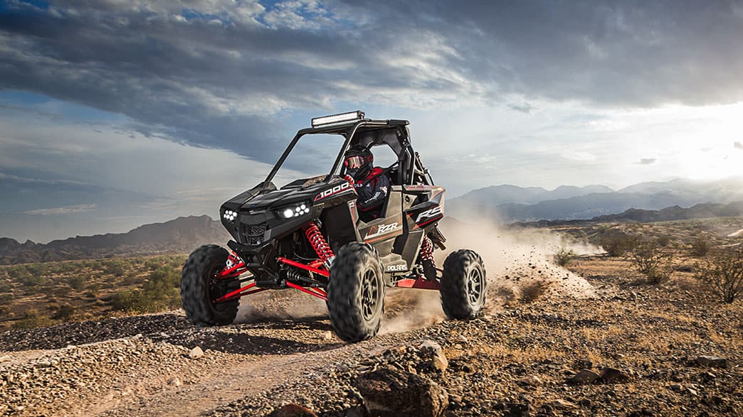 2018 Polaris Rzr Rs1 Single Seater Is The Ultimate Riding