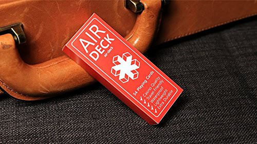 airdeck cards - red