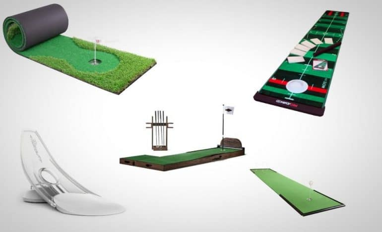 Best Indoor Putting Greens - Main Image
