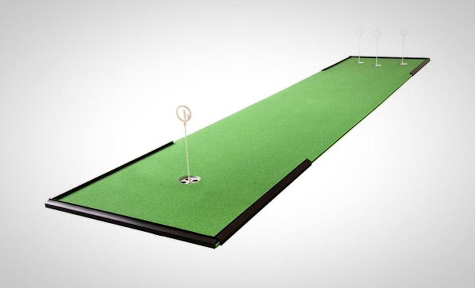 Best Indoor Putting Green - Birdieball Putting Green