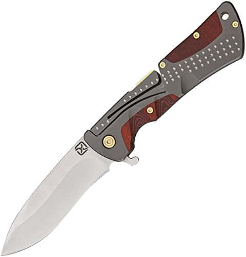Klecker Cordovan Lite Knife