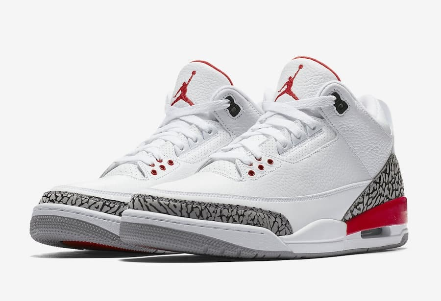 The Air Jordan 3 Katrina Are the Definition of Dope | The Daily Want