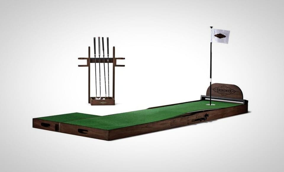 best indoor putting green