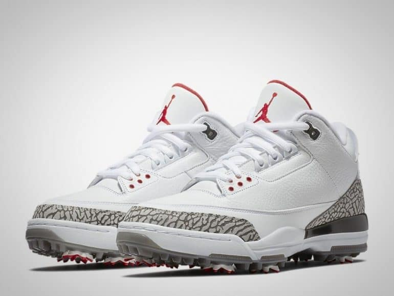 For the 30th anniversary of the iconic Air Jordan III, Nike is re-engineering the shoe for the golf course. Off the hardwood and onto the green, ...