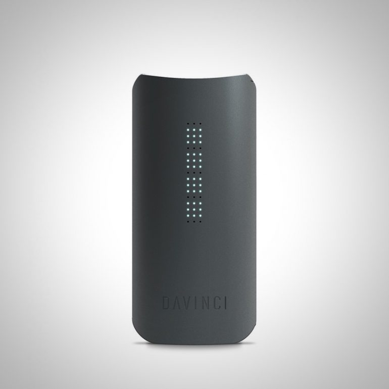 Davinci IQ Is The Vape Of The Future | The Daily Want